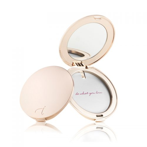 Jane Iredale PurePressed Refillable Empty Rose Gold Compact