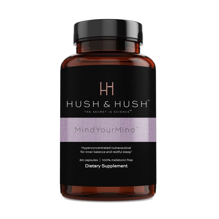 Hush & Hush Mind Your Mind - 60 capsules