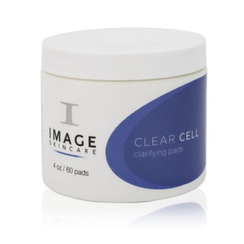 Image Clear Cell Clarifying Pads50 pads